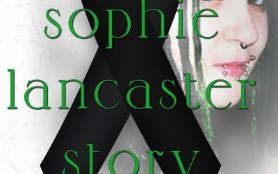 Kindle Deal on Sophie Lancaster Book