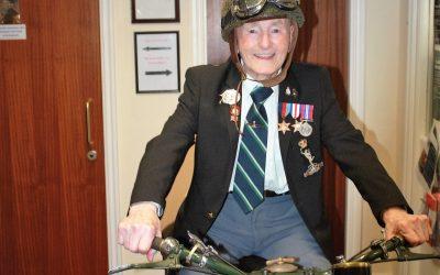 Veteran's Dutch Medal of Honour