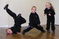 Funky Feet Jayden's dance success