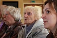 Dementia choir hits high notes