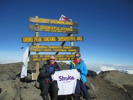 Teen Scales Kilimanjaro With Dad